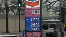 30-cent gas station promotion creates L.A. traffic nightmare