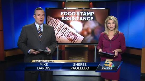 Families in Tri-State to be affected by food stamp reduction Nov. 1