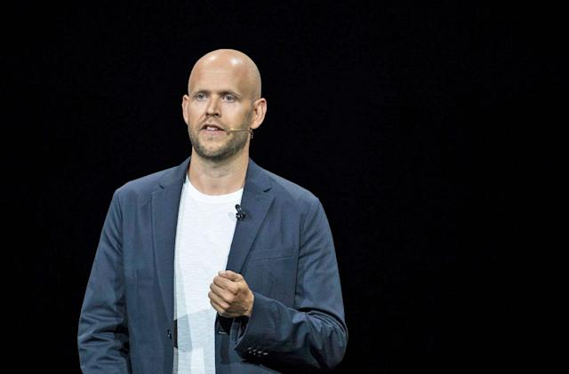 Spotify finally made a profit and spent big on its podcast future