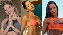 Gabriela Pugliesi, Mayra Cardi e Gracyanne Barbosa são nomes cotados para o 'BBB 21