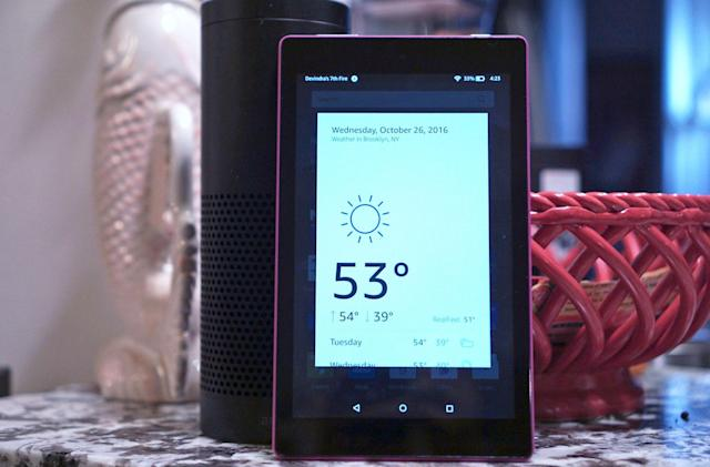 Alexa makes Amazon's new Fire HD 8 tablet even more useful