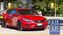 Tatsächlicher Verbrauch: Opel Astra 1.5 Diesel mit 122 PS im Test