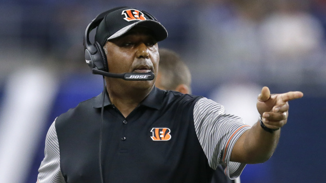 Lewis to winless Bengals: Next job lost will be yours
