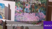 We tested Singapore gallery-goers on Impressionism