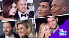 Megan Fox & Brian Austin Green, Kelly Clarkson & Brandon Blackstock: The biggest celebrity breakups of 2020