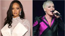 Rihanna and Pink Both Turned Down Super Bowl Halftime Show (Exclusive)