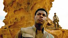 John Boyega reveals the 'Star Wars' storyline that got away: 'That would have been dope, man!'