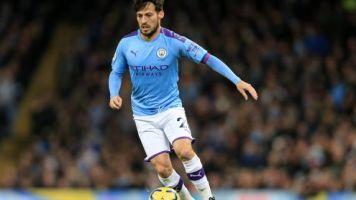 Foot - ANG - City - Premier League : David Silva (Manchester City) sort sur blessure contre West Ham