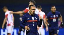 Ligue des nations : chahutés, les Bleus s'imposent 2 buts à 1 face à la Croatie