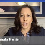 Sen. Kamala Harris on President Trump's desire to repeal the Affordable Care Act
