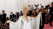 Met Gala 2019: Celine Dion breaks the internet with floor-length Oscar de la Renta fringe bodysuit