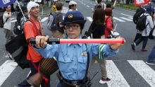 G20 Osaka: Japan closes schools and tightens security as authorities brace for protests at summit