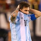 Messi at 30: The prizes that got away with Argentina