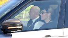 Mike Tindall: Royals were told to leave as soon as Prince Philip's funeral was over