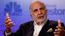 Billionaire Carl Icahn calls market a 'casino on steroids...