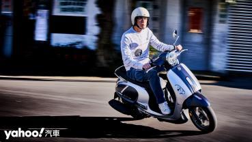 【新車圖輯】升級再升級!2021熟男紳活新主張SYM Fiddle DX 150全新發表暨試駕體驗!