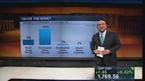 CNBC Fed Survey: Enter the dove?
