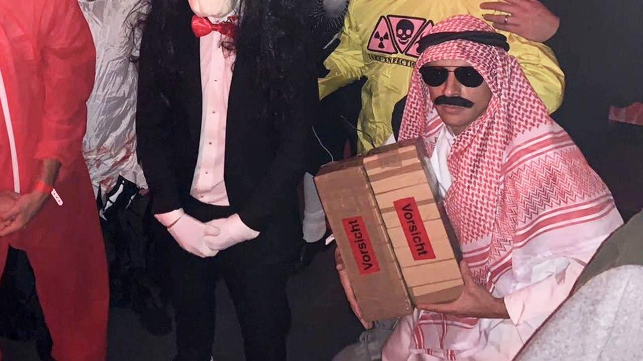 Bayern Halloween