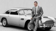 Ator de 007 vai leiloar tradicional Aston Martin do personagem para caridade