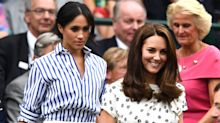 New Book Shines Light On Kate Middleton, Meghan Markle: They Weren't 'At War'