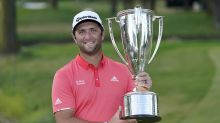 BMW Championship: Jon Rahm outdoes Dustin Johnson in putting masterclass