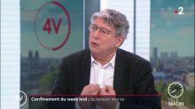"""Covid-19: """"Le couvre-feu est inhumain et inefficace"""", estime Éric Coquerel (LFI)"""