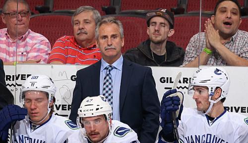 NHL: Vancouver Canucks entlassen Trainer Desjardins
