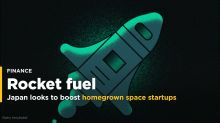 Japan's government is providing nearly $1B to boost homegrown space startups