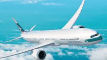 航空股比併:國泰VS新航