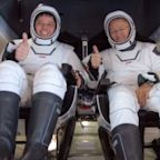 Astronauts describe trip home aboard SpaceX capsule and what they would do differently next time