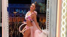 """La respuesta de Cristina Pedroche a los críticos de su vestido de las Campanadas: """"Vivimos en un país libre"""""""