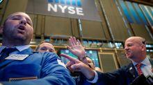Wall Street falls as U.S.-China tariffs kick in