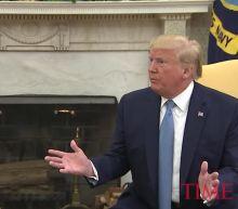 President Trump Seeks Pakistan's Help in Ending Afghan War