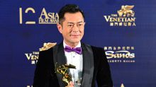 Louis Koo wins Best Actor at 2018 Asian Film Awards