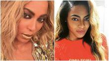 This woman is a dead ringer for Beyoncé