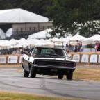 Goodwood recreates iconic Bullitt car chase scene