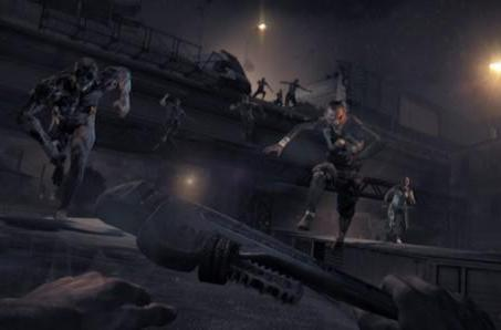 Dying Light debut gameplay shows free-running zombie slaying