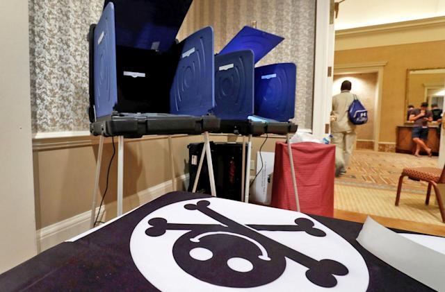 DefCon event shows how easy it is to hack voting systems