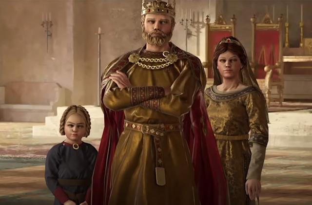 'Crusader Kings III' brings medieval politics to your PC on September 1st