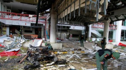 Thai junta rules out link between latest bombs and tourist-town attacks
