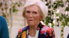 Mary Berry was arrested at an airport with baggies of flour