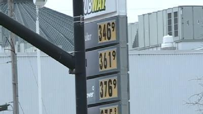 Little Relief In Sight At Gas Pump