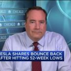 Tesla's financial outlook under scrutiny on Wall Street