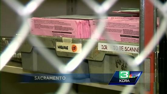 Sac Co. officials uncover hundreds of uncounted ballots