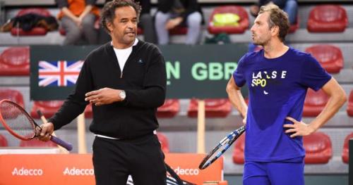 Coupe Davis - Coupe Davis : Nicolas Mahut-Julien Benneteau, partenaires particuliers