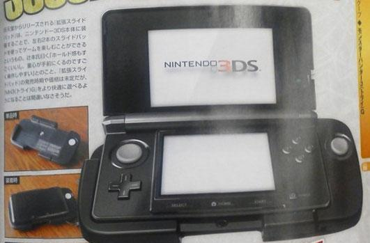 Is this Nintendo's 3DS joystick add-on?