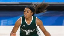 From medical school to the Olympics: Erica Ogwumike is making it a summer to remember