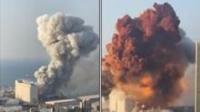 German Diplomat Killed in Chemical Explosion in Beirut