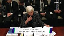 GDP, Yellen in focus on Wall St; Blackberry's mixed message; Coke-Pepsi cola wars