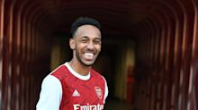 Arsenal's Pierre-Emerick Aubameyang signs new three-year contract